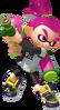 Super Smash Bros. Strife recolour - Inkling 5