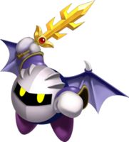 Meta Knight to Dream Land