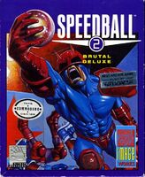 Speedball 2 portada Commodore64