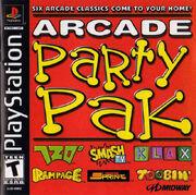 Arcade Party Pak portada.jpg