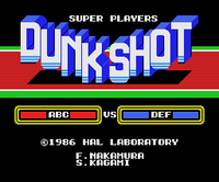 Dunk Shot 2