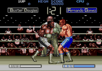 James 'Buster' Douglas Knockout Boxing genesis