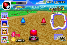 Konami Krazy Racers captura 2.png