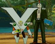 Mamodo Battles MODELS - Victoream & Mohawk Ace