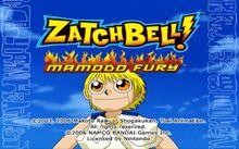 Zatch Bell Mamodo Fury captura1.jpg