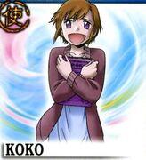 Koko Card battle
