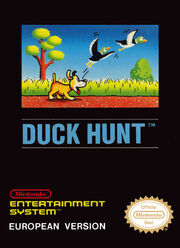 Duck Hunt - Portada.jpg