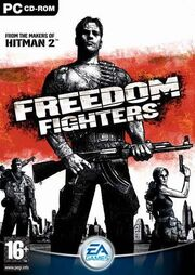 Freedom Fighters - Portada.jpg