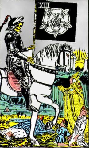 Archivo:La Muerte - Tarot de Rider.jpg