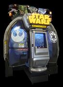 Star Wars - Battle Pod Home version