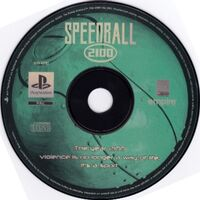 Speedbal 2100 CD PAL