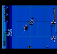 Speedball 2 captura Master System