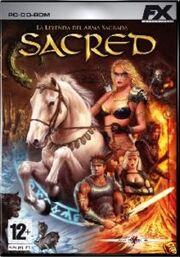 Sacred - La leyenda de arma sagrada - Portada.jpg