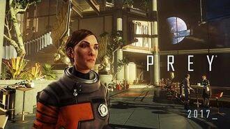 Prey – Vídeo de avance del juego de la Gamescom 2016