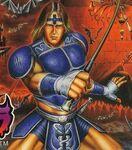 Simon Belmont Super Castlevania IV JAP