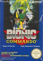 Bionic Commando (NES) - Portada.jpg