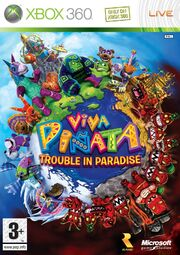 Viva Piñata - Trouble in Paradise - Portada.jpg