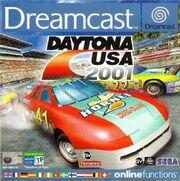 Daytona USA 2001 - Portada.jpg