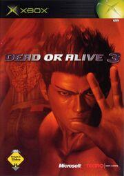 Dead or Alive 3 - Portada.jpg