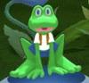 Konami Kids Playground Frogger Sprite