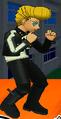 Ted - KNGB! - Go! Go! Mamono Fight!!