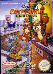 Chip 'n Dale - Rescue Rangers 2 - Portada.jpg