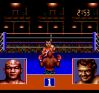 George Foreman's KO Boxing MD3