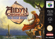 Aidyn Chronicles- The First Mage - Portada.jpg