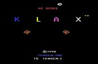Klax Atari 2600 captura1