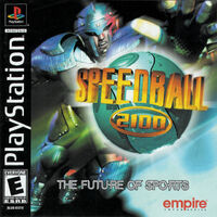 Speedbal 2100 portada NTSC-U