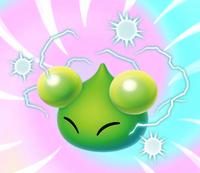 Kirby Triple Deluxe - Chispón
