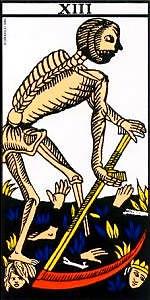 Archivo:La Muerte - Tarot de Marsella.jpg