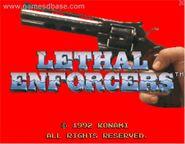 Lethal Enforcers - 1992 - Konami (1)
