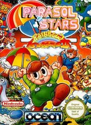 Parasol Stars - The Story of Bubble Bobble III - Portada.jpg