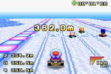 Konami Krazy Racers captura 7.png