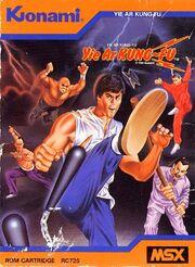 Yie Ar Kung-Fu - Portada.jpg