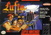 Lufia & the Fortress of Doom - Portada.jpg