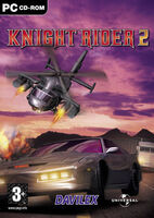 Knight Rider 2 - portada