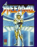 Speedball portada Amiga Ger