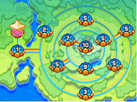 Kirby Mass Attack - Mapa 02