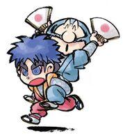 Kid Ying y Dr. Yang.