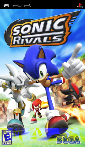 Archivo:Sonic Rivals - Carátula.png