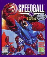 Speedball 2 portada Amiga