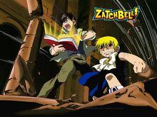 Zatch Bell! Anime 1