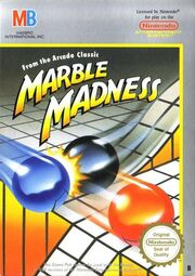 Marble Madness - Portada.jpg