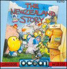 The New Zealand Story portada Commodore 64 disk