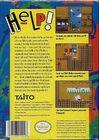 The New Zealand Story contraportada NES