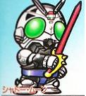 SD Battle Oozumou - Shadow Moon