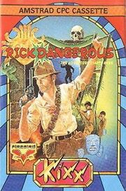 Rick Dangerous - Portada.jpg