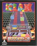 Klax Atari Lynx portada
